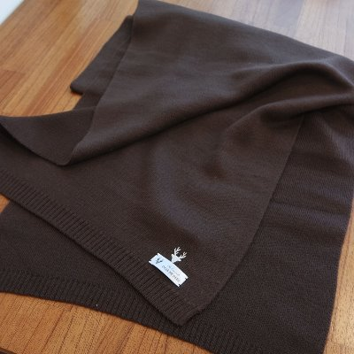 Logo Muffler_ Brown